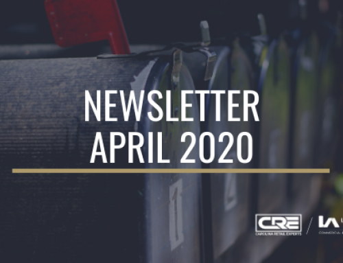 CRE Newsletter | April 2020