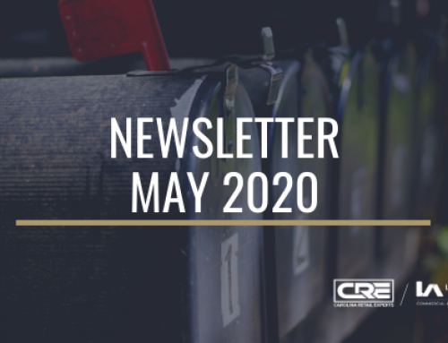 CRE Newsletter | May 2020