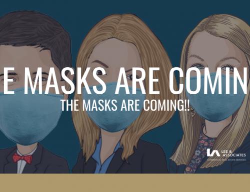 The Masks are coming, the Masks are coming!!
