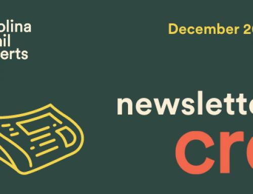 CRE Newsletter | December 2020